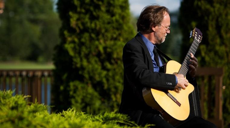 Dunstan Morey music for church wedding